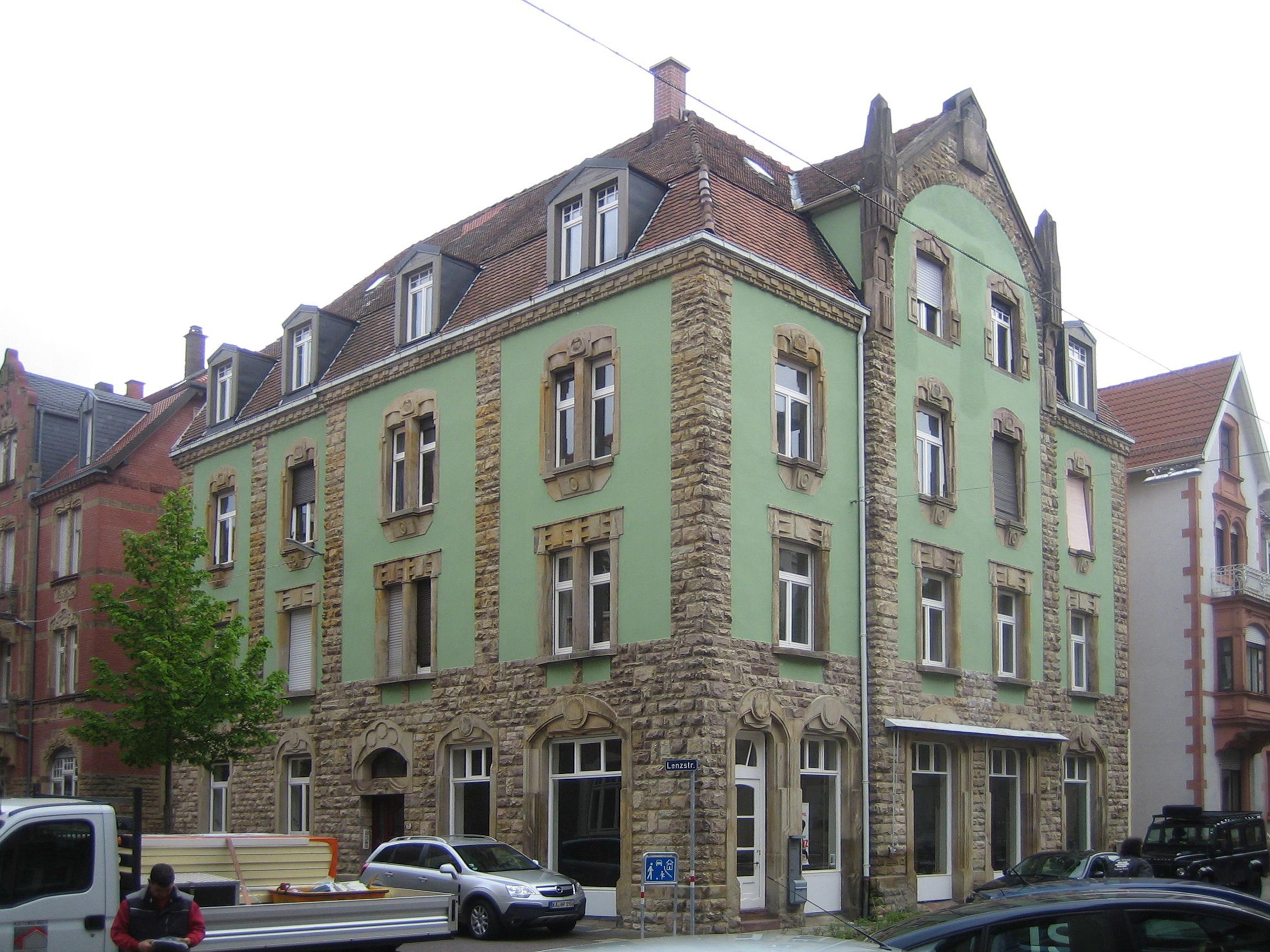 Generalsanierung stadthaus karlsruhe s dweststadt b ro - Architektur karlsruhe ...